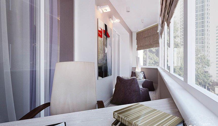 Дизайн интерьера двухкомнатной квартиры по ул. Малышева 38 8