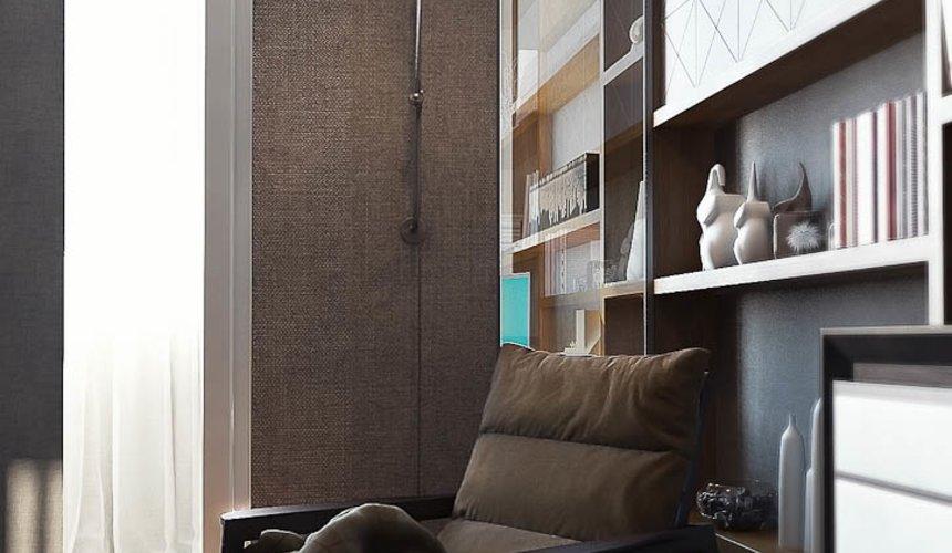 Дизайн интерьера двухкомнатной квартиры по ул. Юмашева 9 7
