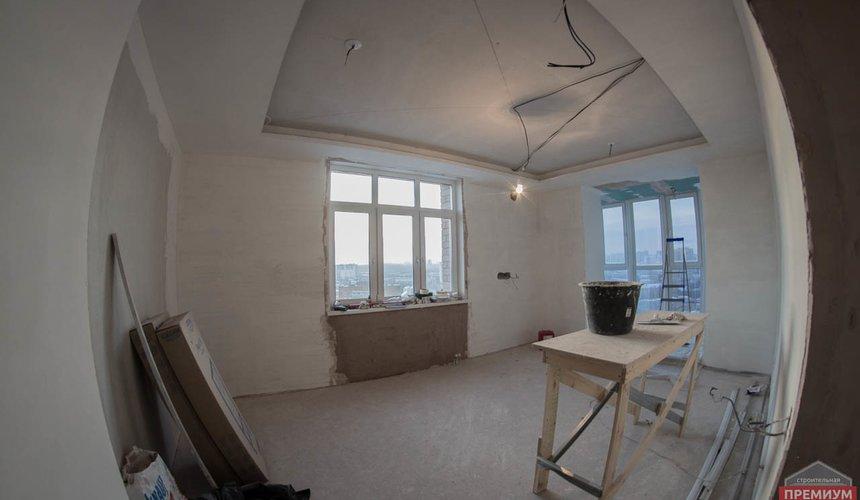 Дизайн интерьера  и ремонт трехкомнатной квартиры по ул. Машинная 44 1