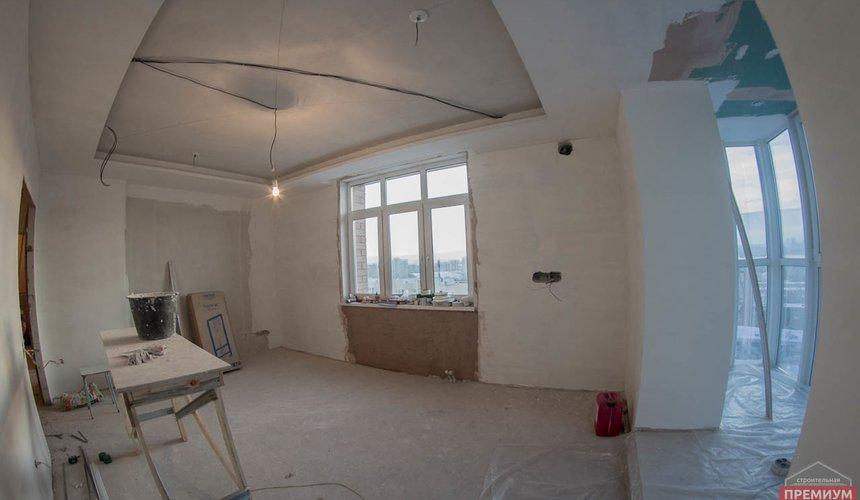 Дизайн интерьера  и ремонт трехкомнатной квартиры по ул. Машинная 44 2