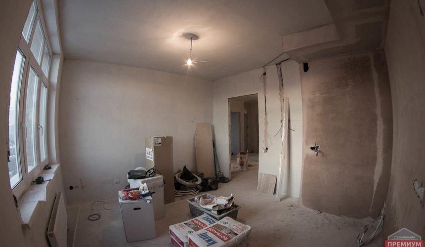 Дизайн интерьера  и ремонт трехкомнатной квартиры по ул. Машинная 44 7