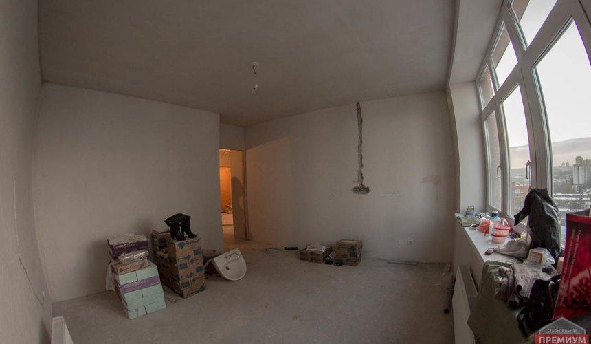Дизайн интерьера  и ремонт трехкомнатной квартиры по ул. Машинная 44 15