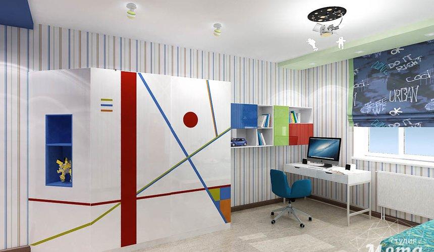 Дизайн интерьера и ремонт трехкомнатной квартиры по ул. Авиационная, 16  83