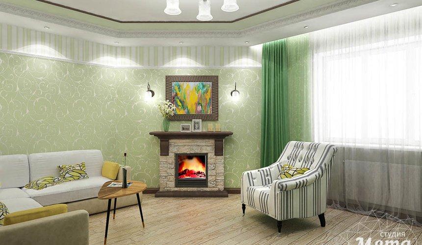 Дизайн интерьера и ремонт трехкомнатной квартиры по ул. Авиационная, 16  62