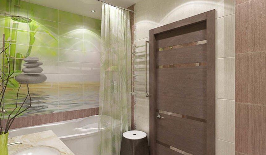 Дизайн интерьера и ремонт трехкомнатной квартиры по ул. Авиационная, 16  76