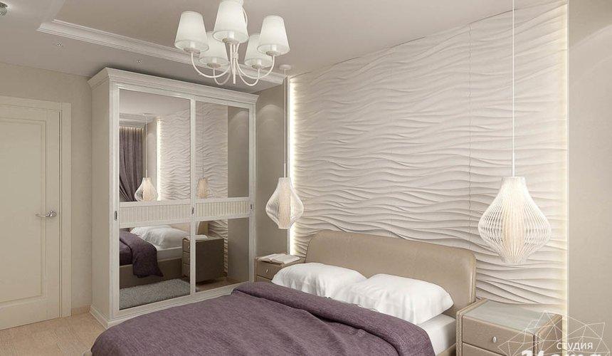 Дизайн интерьера двухкомнатной квартиры по ул. Шаумяна 93 12