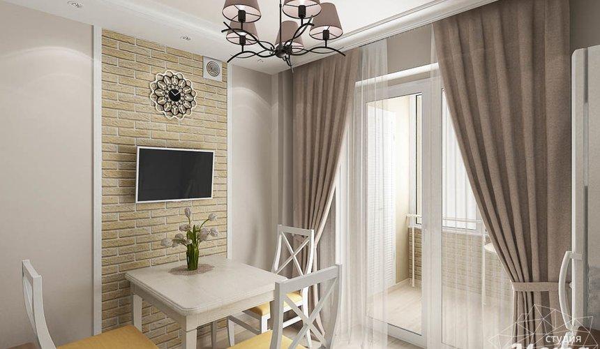 Дизайн интерьера двухкомнатной квартиры по ул. Шаумяна 93 19