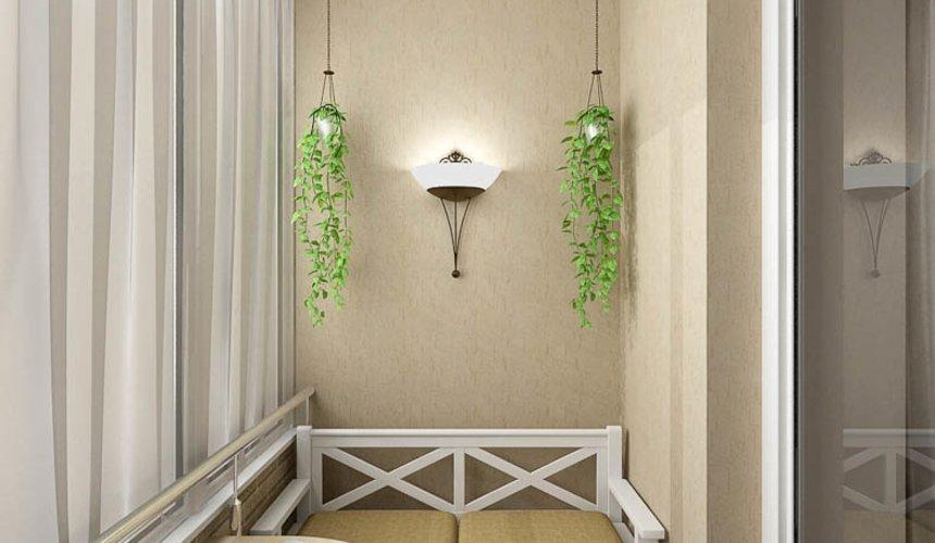 Дизайн интерьера двухкомнатной квартиры по ул. Шаумяна 93 21