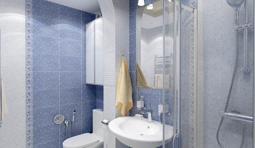 Дизайн интерьера двухкомнатной квартиры по ул. Шаумяна 93 22