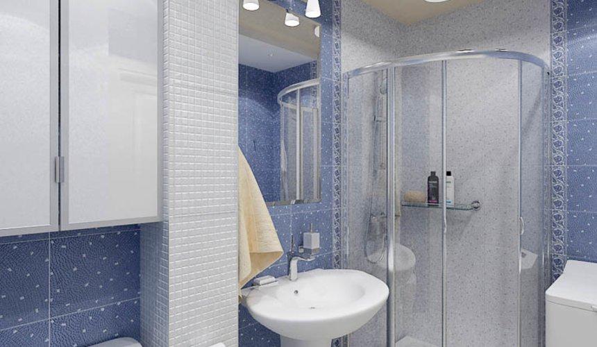 Дизайн интерьера двухкомнатной квартиры по ул. Шаумяна 93 24