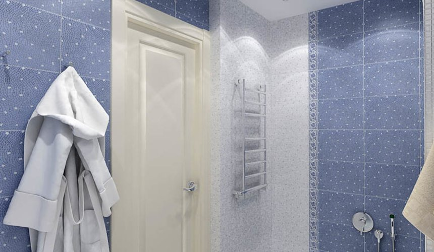 Дизайн интерьера двухкомнатной квартиры по ул. Шаумяна 93 25