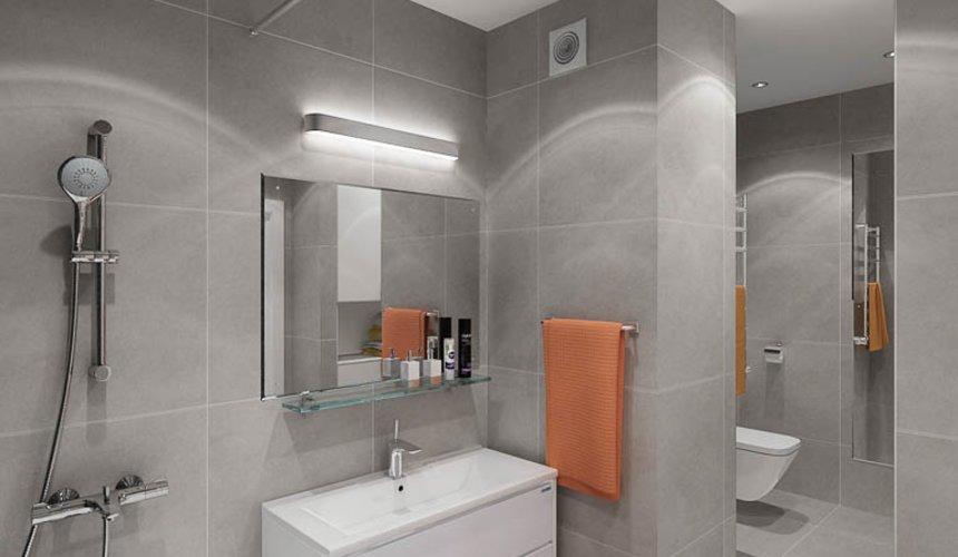 Дизайн интерьера двухкомнатной квартиры в ЖК Крылов 18