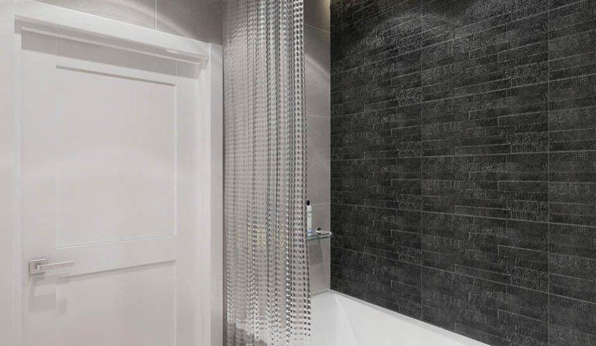 Дизайн интерьера двухкомнатной квартиры в ЖК Крылов 23