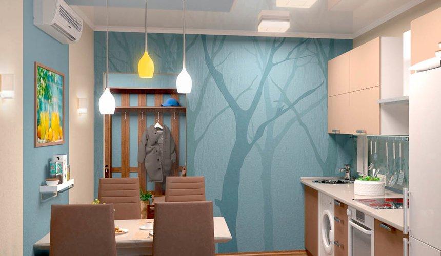 Дизайн интерьера однокомнатной квартиры по ул. Соболева 19 7