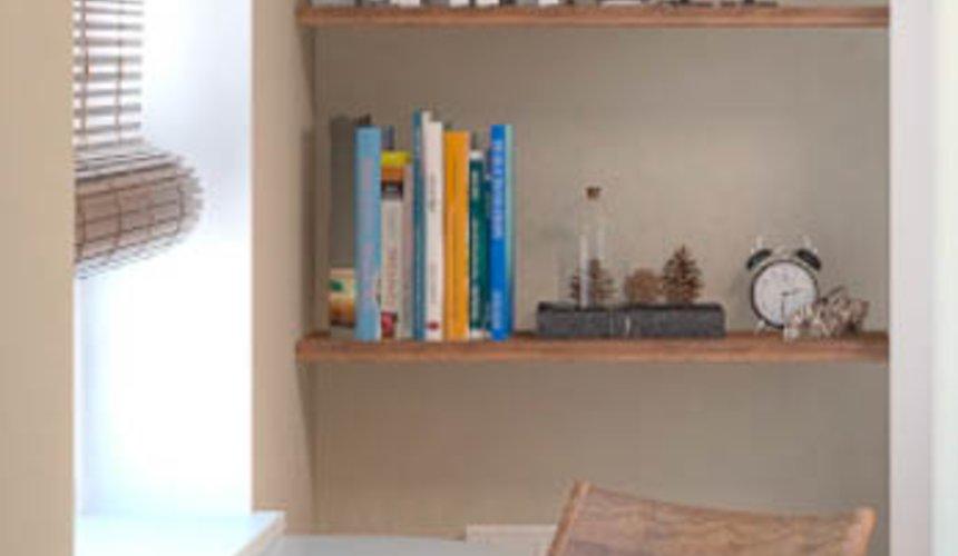 Дизайн интерьера однокомнатной квартиры по ул. Соболева 19 11