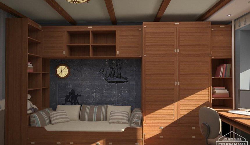 Дизайн интерьера детской по ул. Фролова 31 3