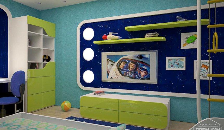 Дизайн интерьера детской по ул. Радищева 33 7