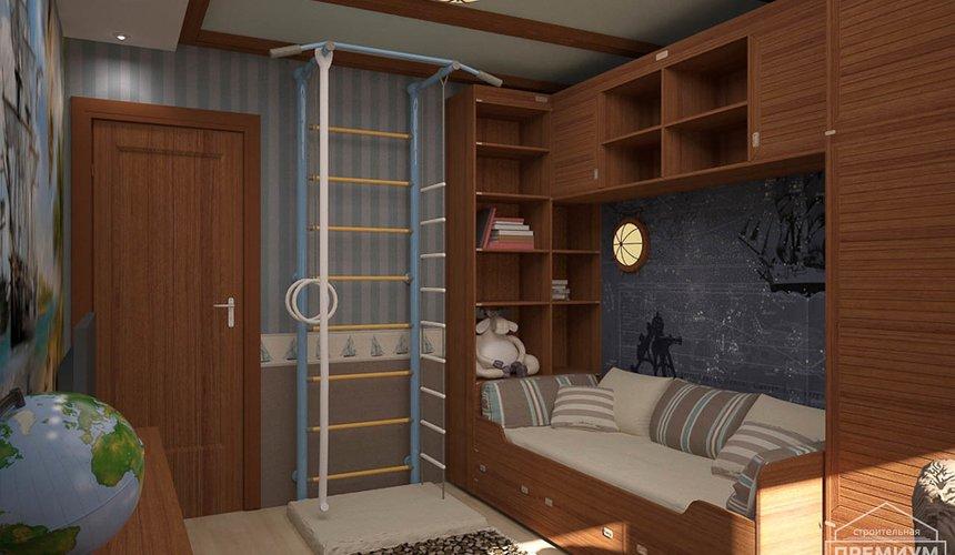 Дизайн интерьера детской по ул. Фролова 31 6