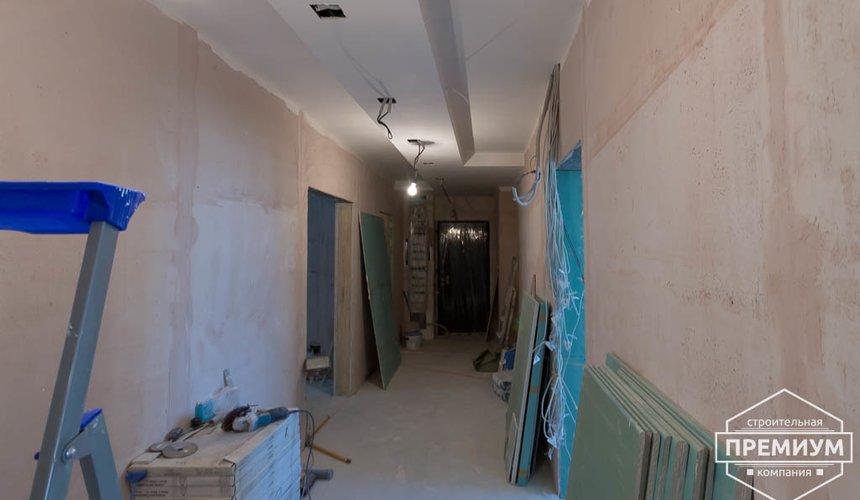 Дизайн интерьера и ремонт четырехкомнатной квартиры по ул. Союзная 2 19