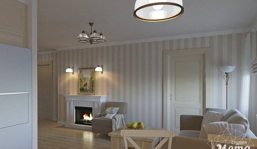 Дизайн интерьера однокомнатной квартиры по ул. Бажова 161 5