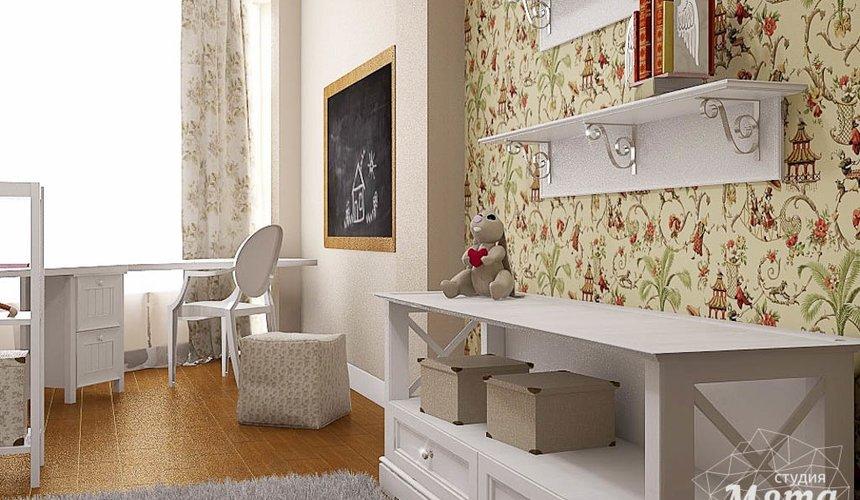Дизайн интерьера четырехкомнатной квартиры по ул. Шевченко 18 16