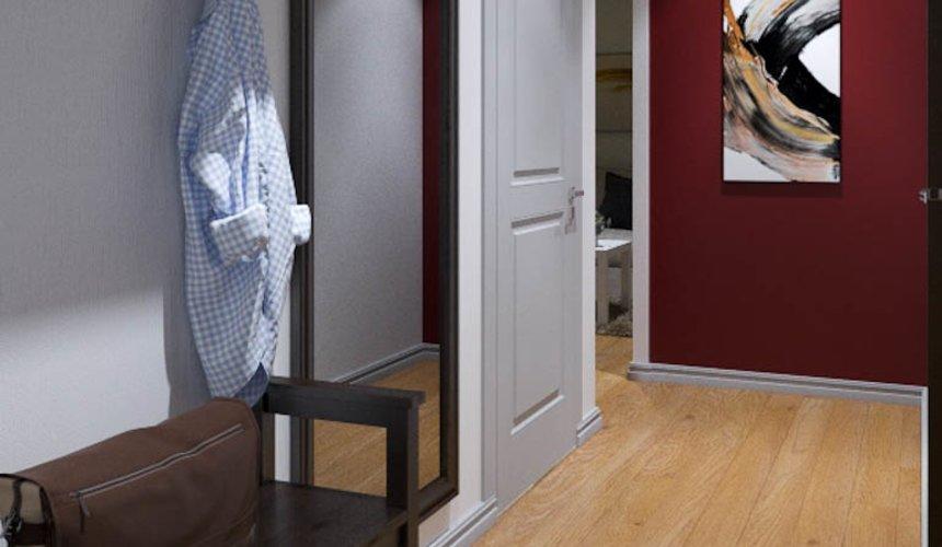 Дизайн интерьера двухкомнатной квартиры по ул. Мира 37а 18