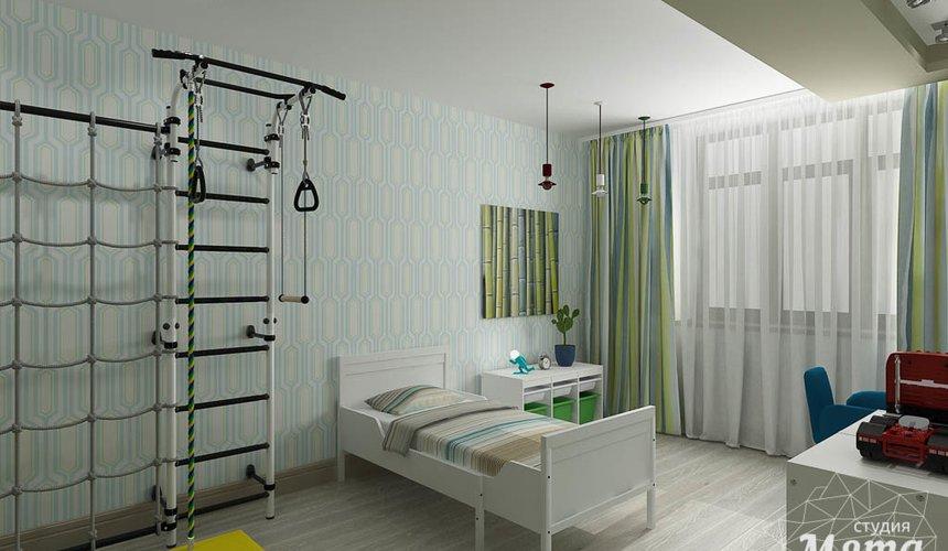 Дизайн интерьера и ремонт четырехкомнатной квартиры по ул. Союзная 2 59
