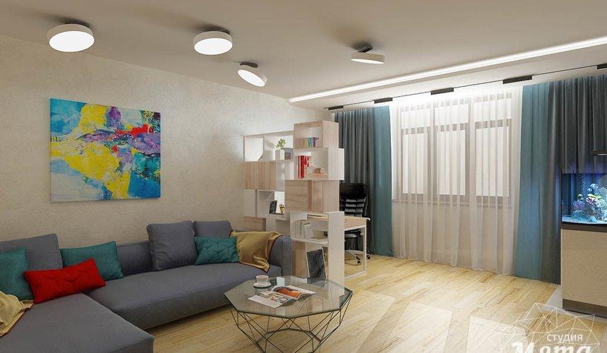 Дизайн интерьера и ремонт четырехкомнатной квартиры по ул. Союзная 2 30