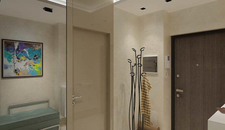 Дизайн интерьера и ремонт четырехкомнатной квартиры по ул. Союзная 2 36