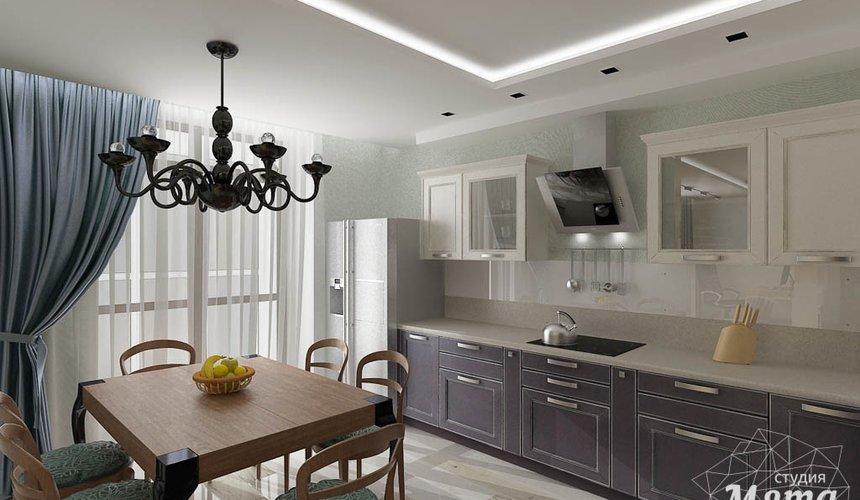 Дизайн интерьера и ремонт четырехкомнатной квартиры по ул. Союзная 2 42