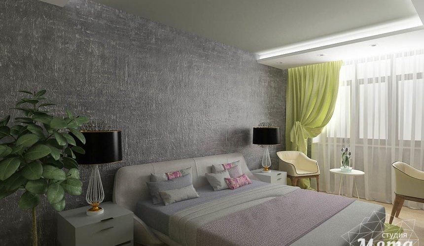 Дизайн интерьера и ремонт четырехкомнатной квартиры по ул. Союзная 2 54