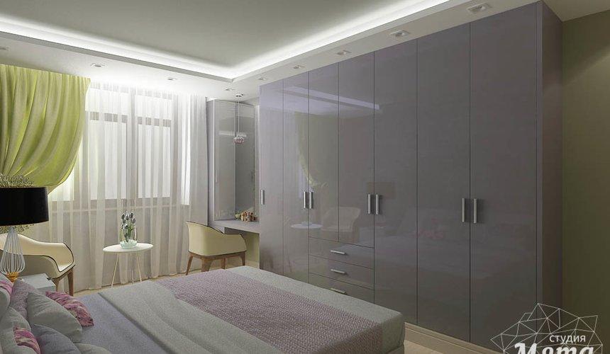 Дизайн интерьера и ремонт четырехкомнатной квартиры по ул. Союзная 2 55