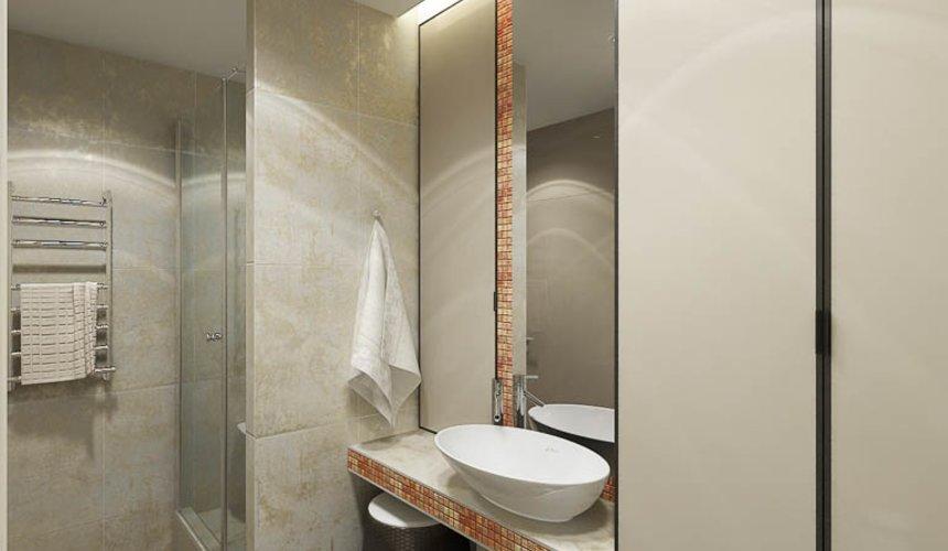 Дизайн интерьера и ремонт четырехкомнатной квартиры по ул. Союзная 2 66