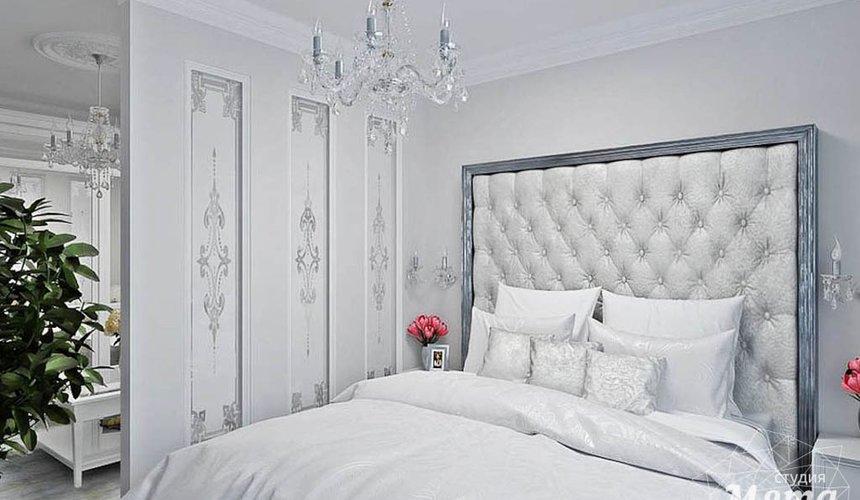 Дизайн интерьера однокомнатной квартиры по ул. Шевченко 19 11