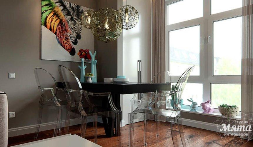 Дизайн интерьера трехкомнатной квартиры по ул. Шейнкмана 88 4