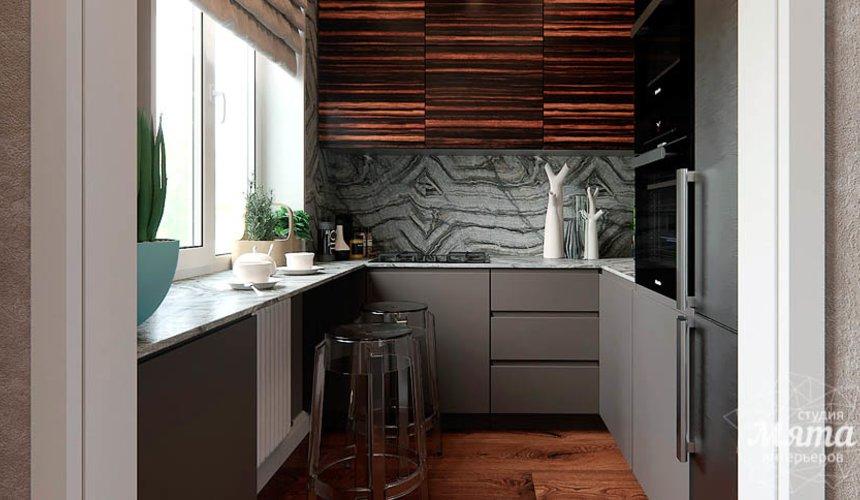 Дизайн интерьера трехкомнатной квартиры по ул. Шейнкмана 88 6