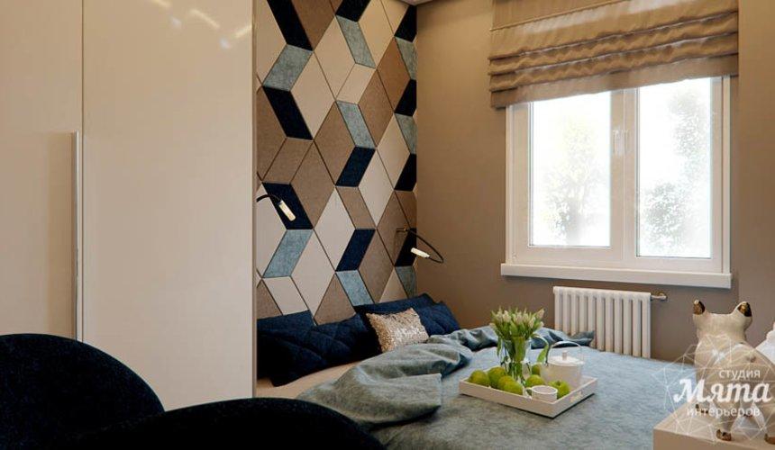 Дизайн интерьера трехкомнатной квартиры по ул. Шейнкмана 88 11