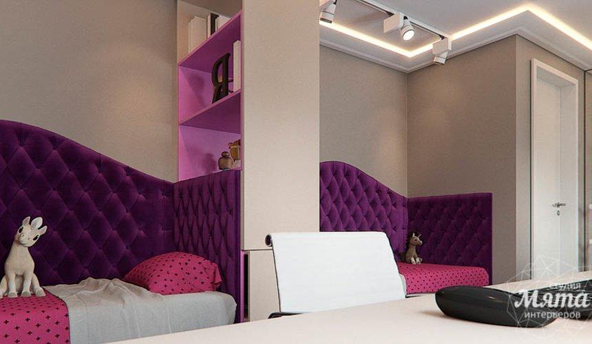 Дизайн интерьера трехкомнатной квартиры по ул. Шейнкмана 88 16