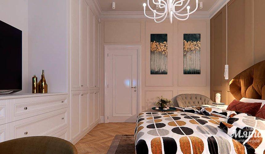 Дизайн интерьера четырехкомнатной квартиры в Новосибирске 28