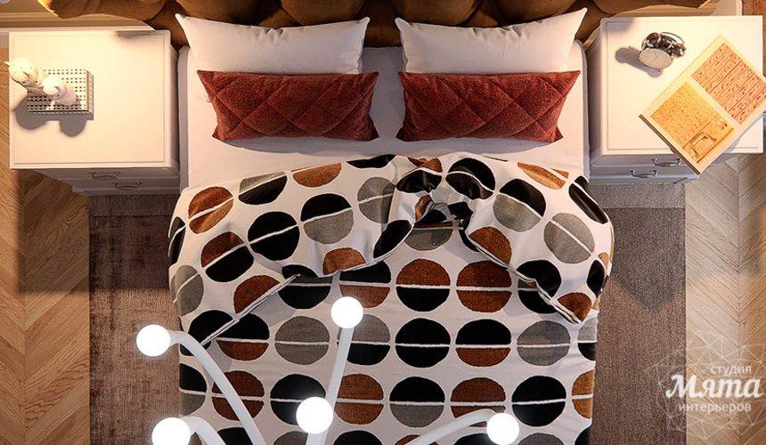 Дизайн интерьера четырехкомнатной квартиры в Новосибирске 30