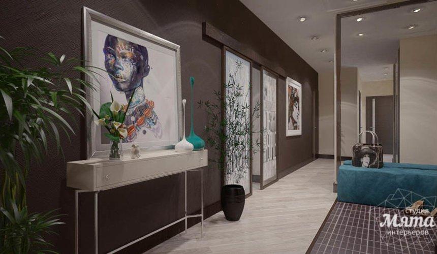 Дизайн интерьера трехкомнатной квартиры Шейнкмана 121 15