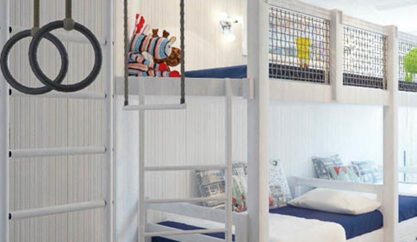 Дизайн интерьера трехкомнатной квартиры Шейнкмана 121 28