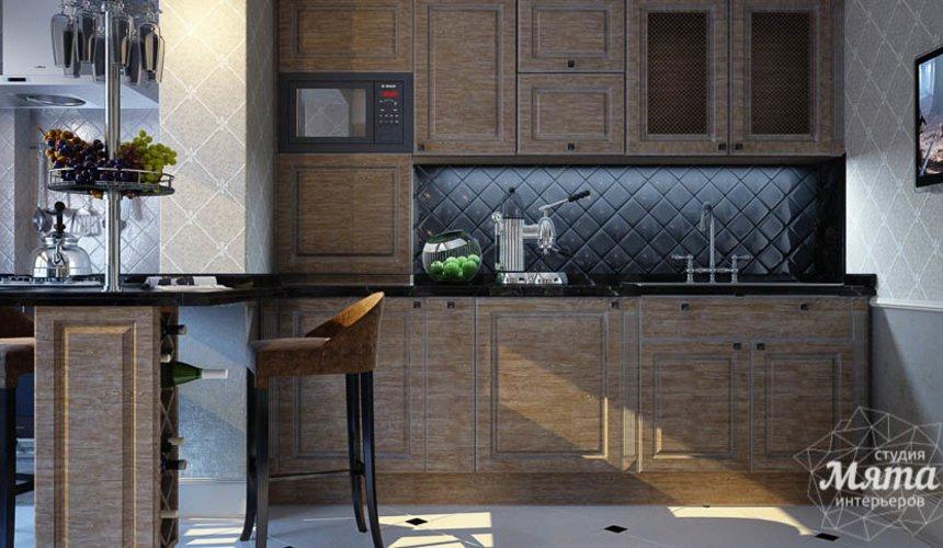 Дизайн интерьера двухкомнатной квартиры по ул. 8 марта 188 3
