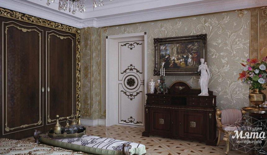 Дизайн интерьера коттеджа в п. Рудный 14