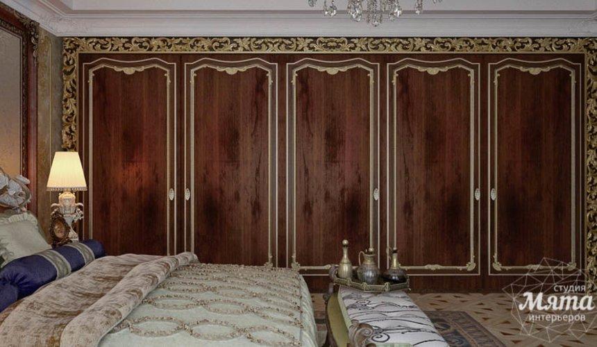 Дизайн интерьера коттеджа в Тюмени 15