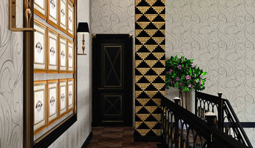 Дизайн интерьера коттеджа в Краснодаре 21