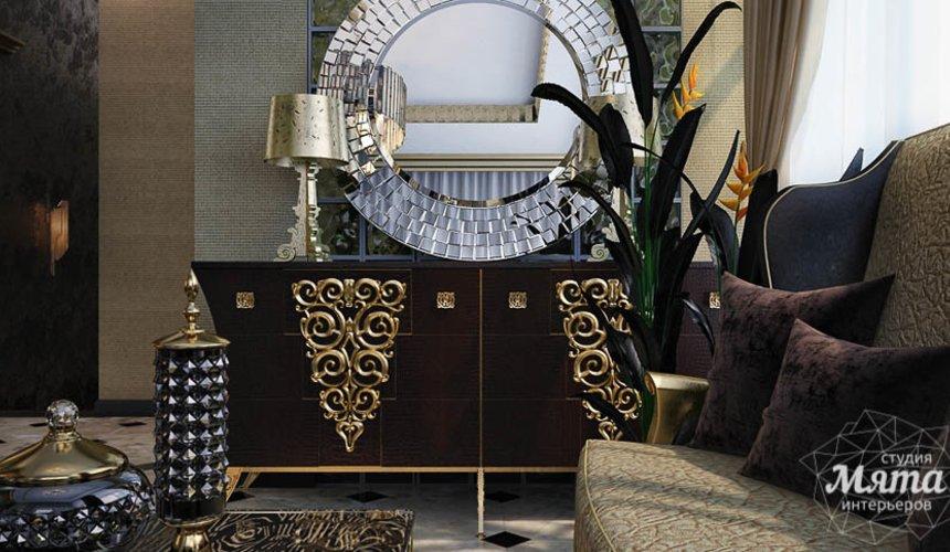 Дизайн интерьера коттеджа в Краснодаре 30