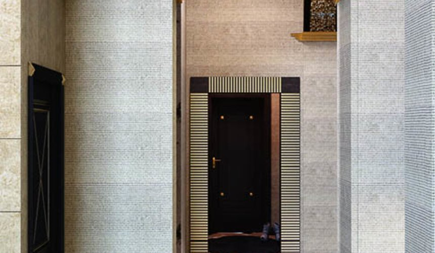 Дизайн интерьера коттеджа в Краснодаре 35