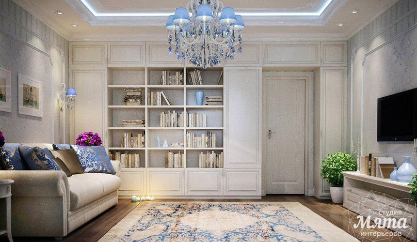 Дизайн интерьера четырехкомнатной квартиры по ул. Куйбышева 98 6