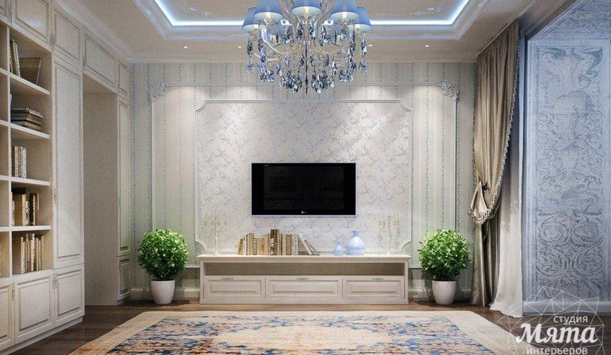 Дизайн интерьера четырехкомнатной квартиры по ул. Куйбышева 98 7